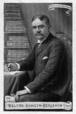 Benjamin, Walter Romeyn
