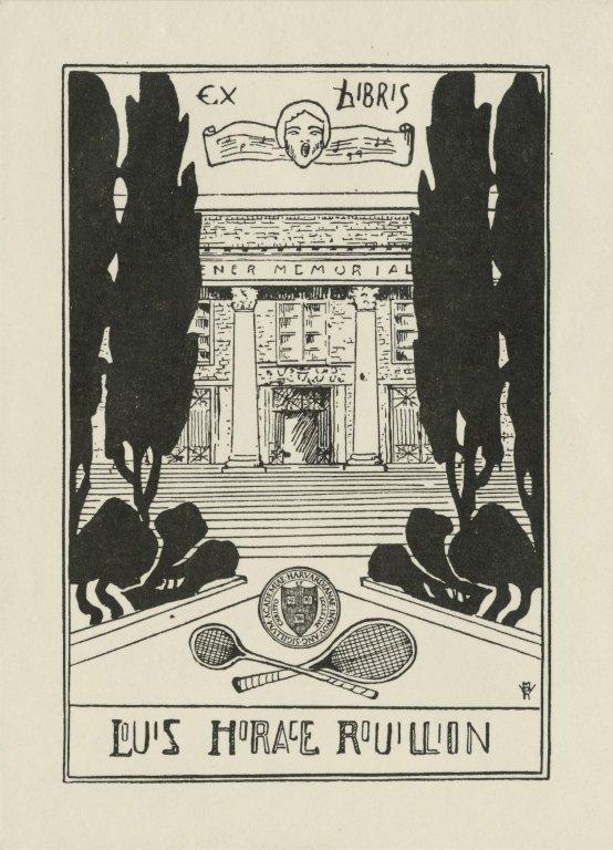 Rouillion, Louis Horace